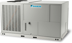 Dcg Series 7 5 12 5 Tons Gas Electric Daikin Ac