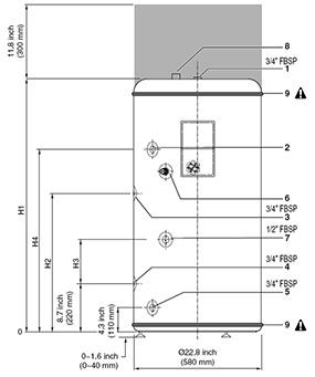Radiateur Schema Chauffage Daikin Altherma Installation