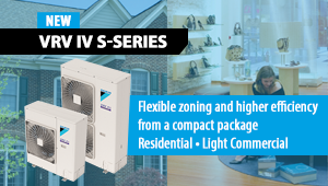 NEW VRV IV-S Series