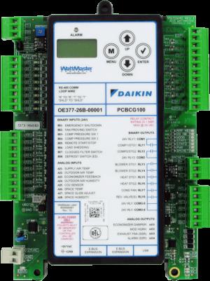 Ddc Controls Daikin Ac